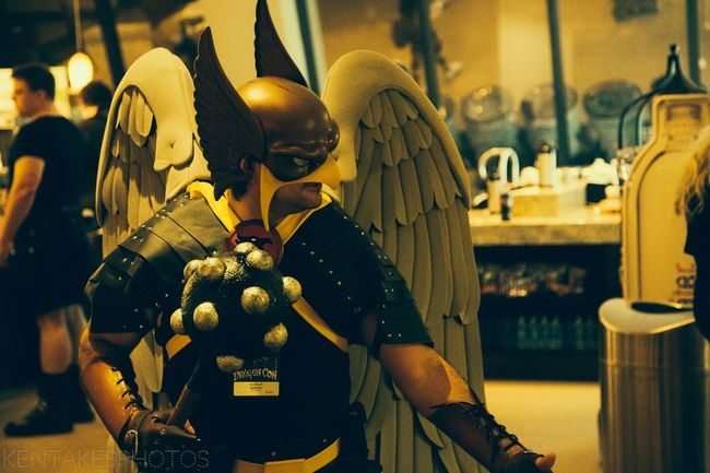 DragonCon Hawkeye Atlanta