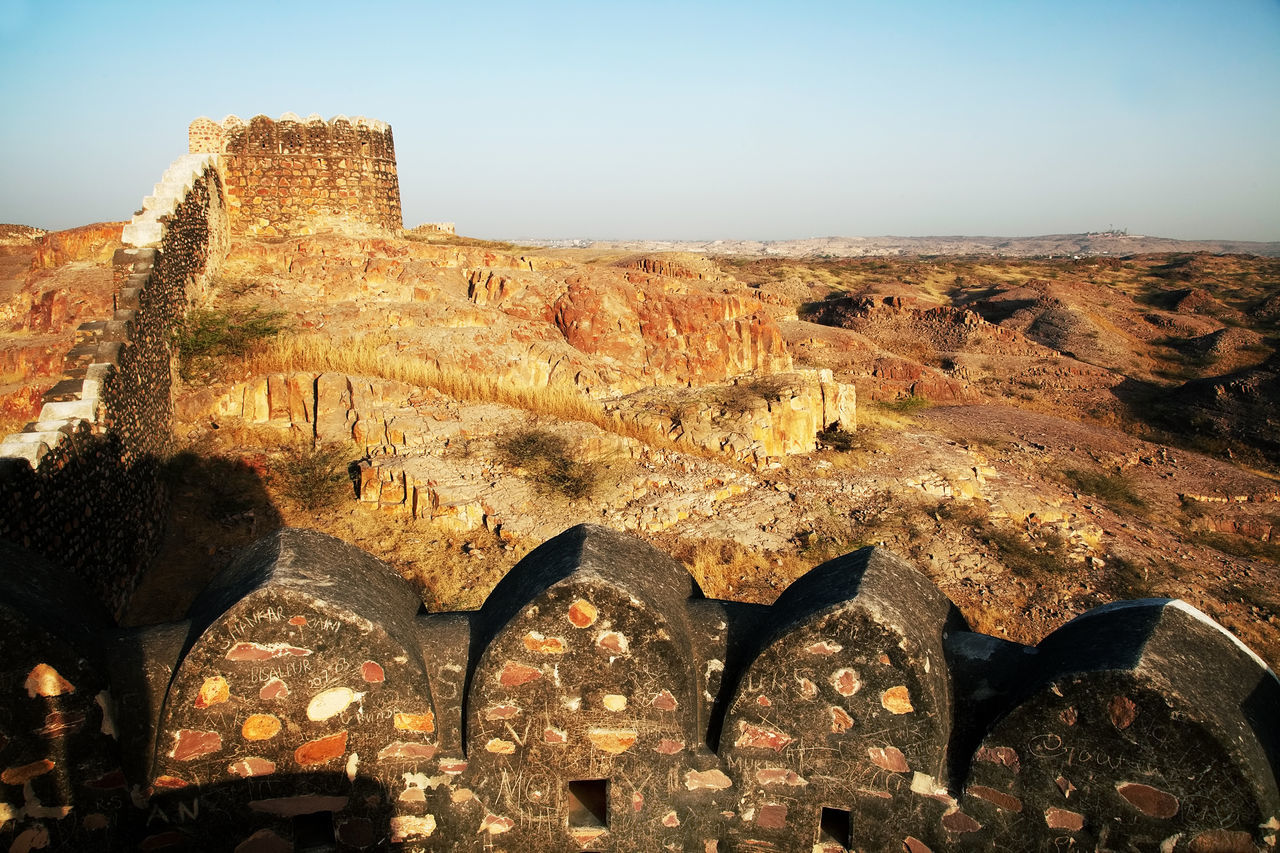 Desert India Jodhpur Jodhpur Rajasthan Landmark Mehrangarh Mehrangarh Fort Rajasthan Travel Travel Destinations Travel Photography