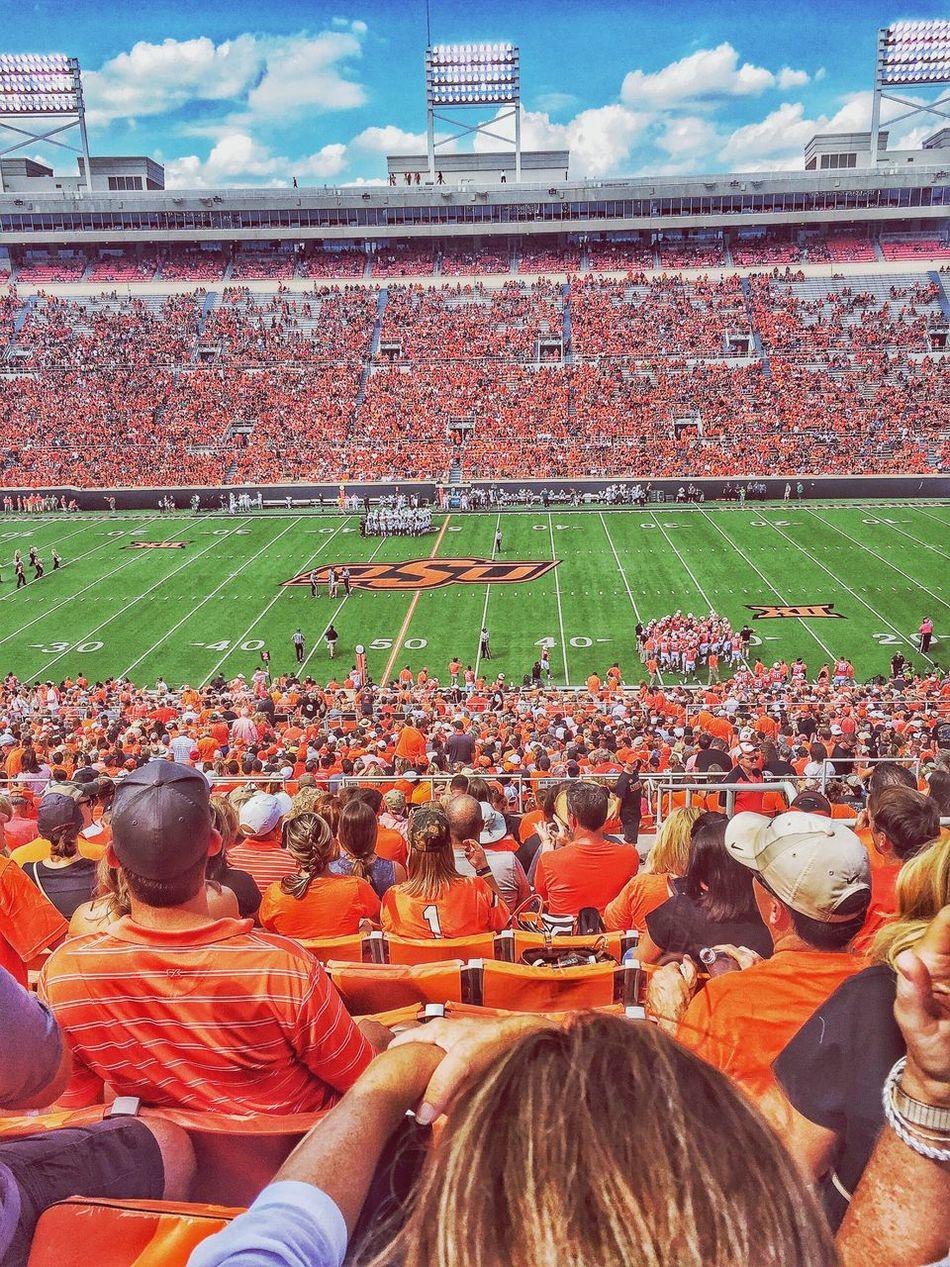 Oklahoma State University Football Travel Alumni