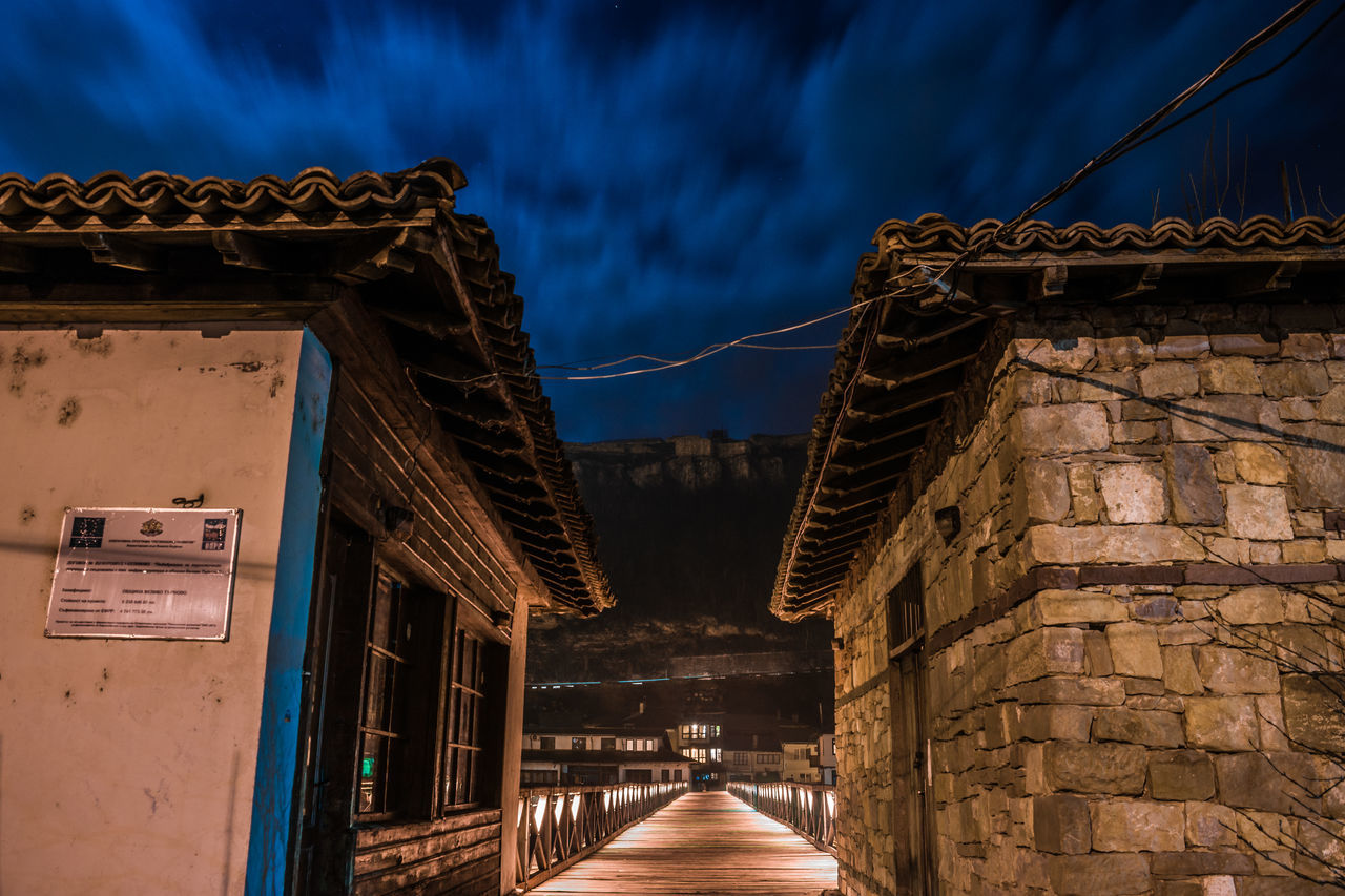 Architecture Blur Building Exterior Built Structure City Focus On Foreground Motion Motion Blur Moving Night Night Lights Night Photography Nightphotography No People Outdoors Road Sky Travel Destinations