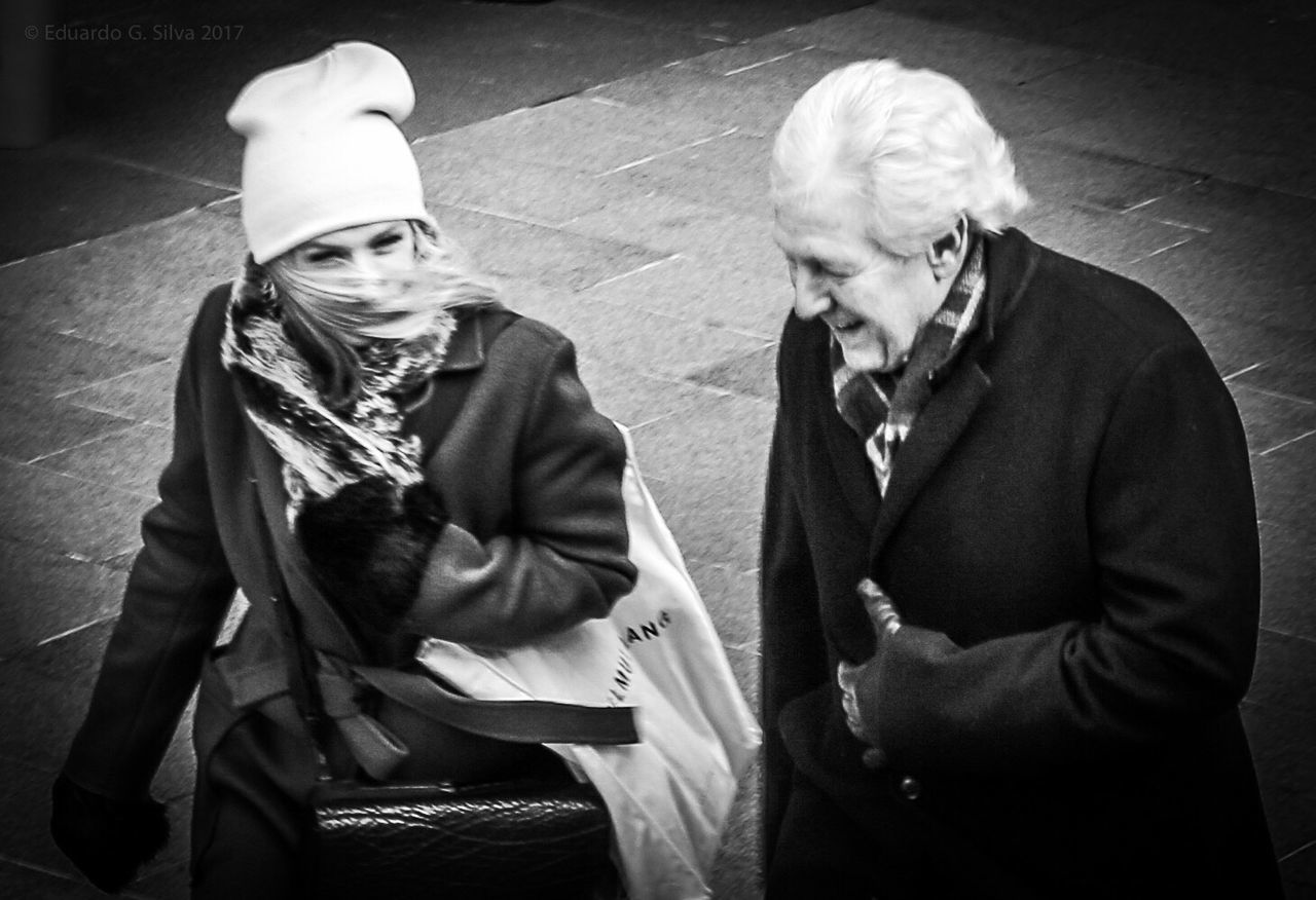 New York ❤ Black&white Newyorkcity Streetphoto_bw New York Street Photography New York, New York New York City Photos Blackandwhite Urbanphotography New York City Black And White Streetphotography Black And White Photography Blackandwhite Photography Black & White Black And White Collection  Blackandwhitephotography Real People Manhattan Windy Winter Wind