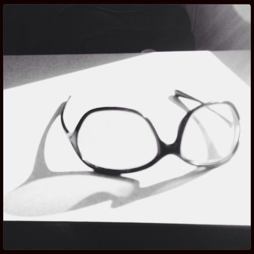 Glasses Blk N Wht Bw_collection IPhone5