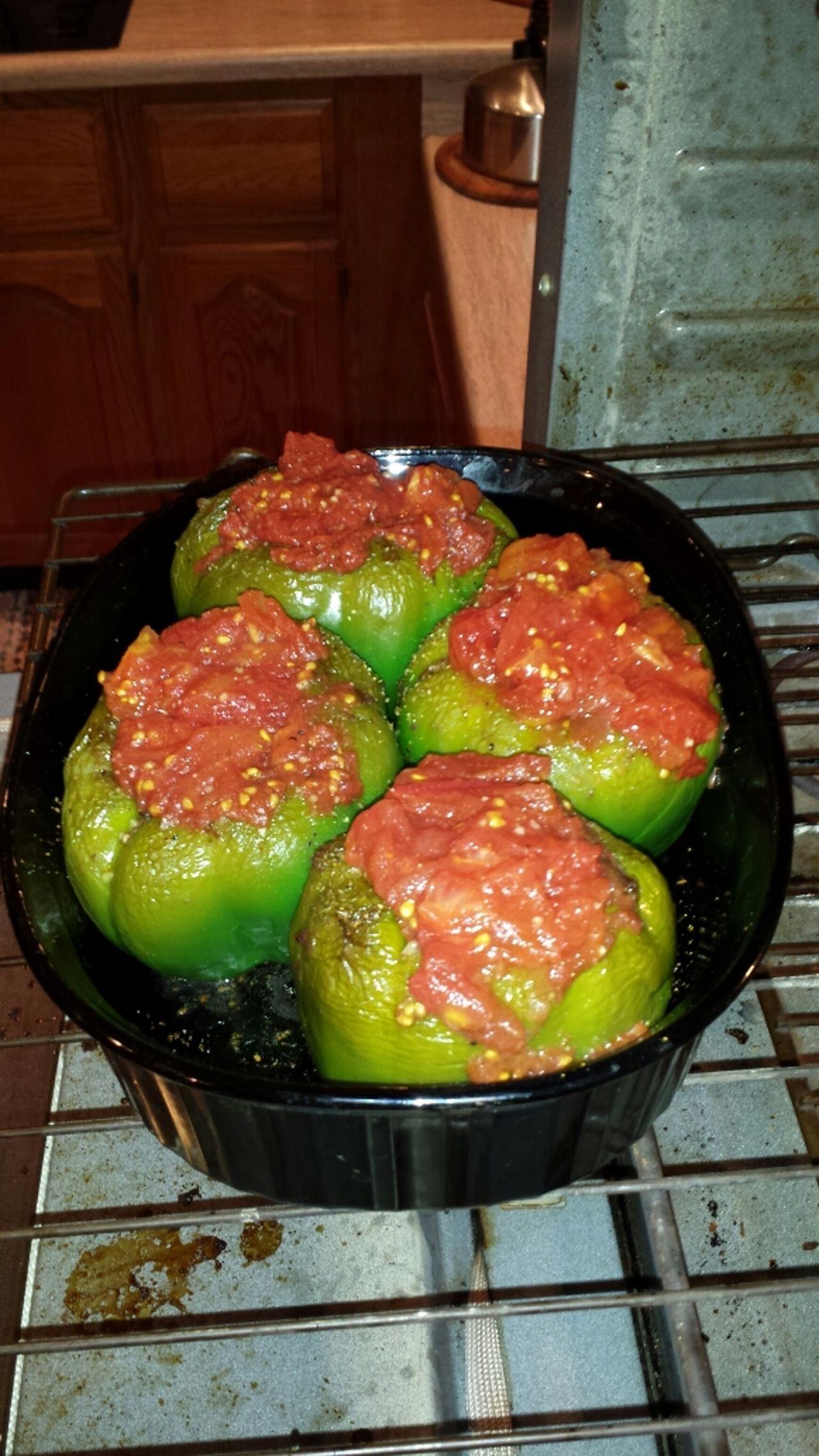 Home made green peppers. ...hell ya
