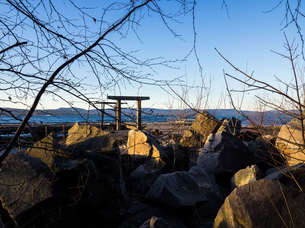 Abandoned Industrial pier at Svestad, Nesodden, Norway Abandoned Places Abandoned Structure Industrial Industrial Decay Industrial Landscapes Industrial Pier Industrial Quay Industrialbeauty Man Made Object No People Outdoors Sky