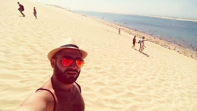 Dune Du Pyla France Arcachon Holiday Summer2016 Fantastic Place Amazing View