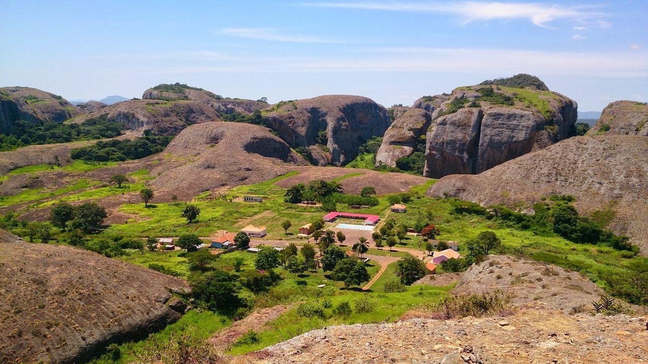 Amazing_captures Angolana Blue Sky Historical Monuments Landscape_photography Malange Panoramic Photography Xperiaphotography