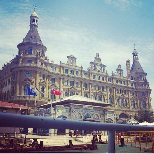 Haydarpaşa Garı First Eyeem Photo