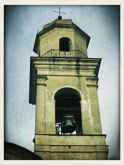 Church Genova Lookingup