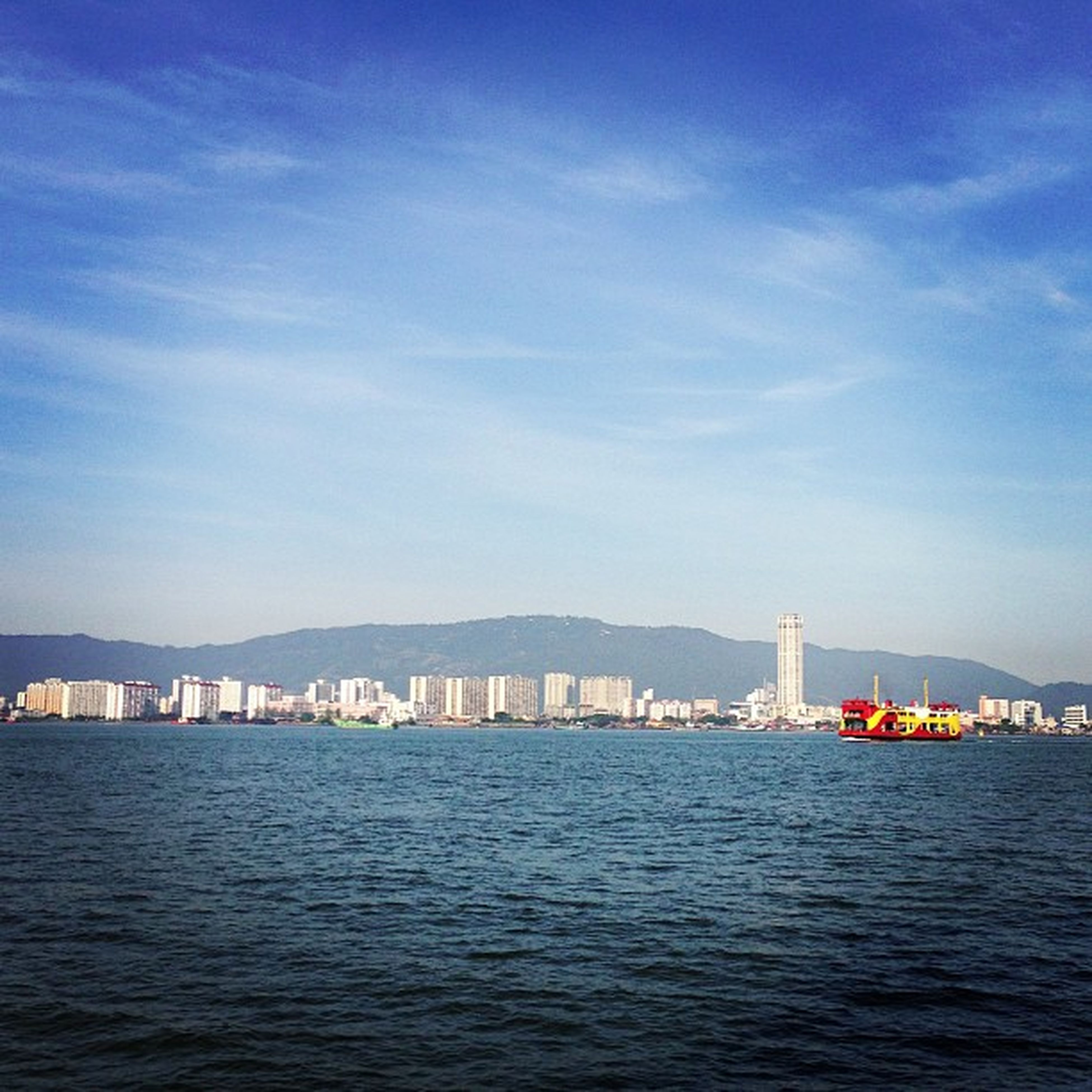 Morning Island Penang Georgetown Ferry Pinang Pearlisland