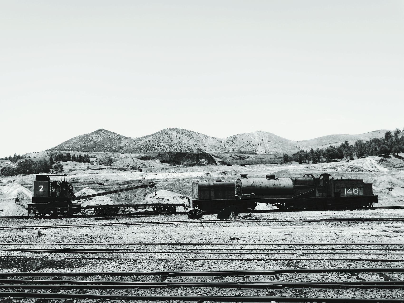 Tren antiguo Hidden Gems