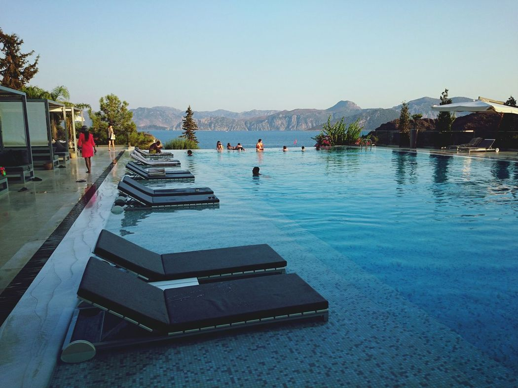 Pool Area D Hotel Maris Sea View Life Is A Beach
