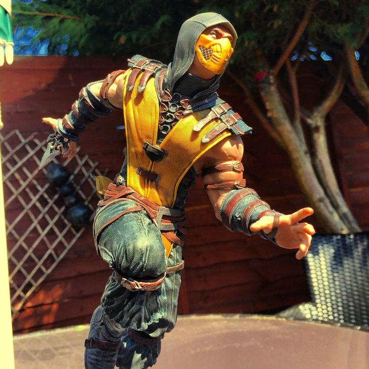 Mortal Kombat Mortalkombat Gaming Geek