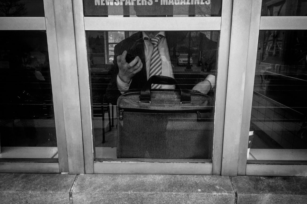 The Multitakser. Real People One Person Lifestyles Waiting Sitting Leisure Activity Men One Man Only Indoors  Day Only Men Low Section Adults Only Adult People Photojournalism Reportage Streetphotography Shootermag EyeEm Best Shots