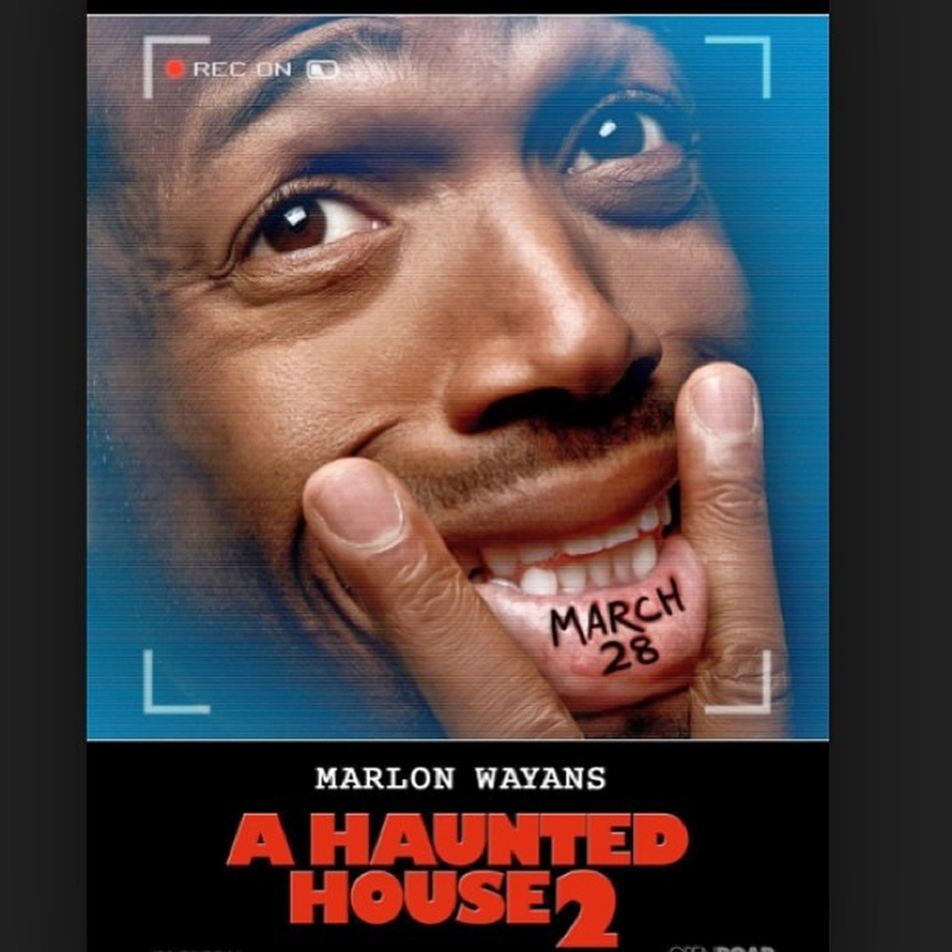 This movie funny af' lol AHauntedHouse2 Nightmade