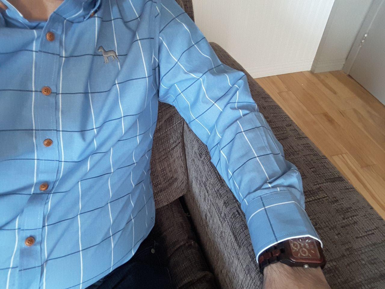 Philippe Watson dress. PhilippeWatson Dress Clothing Fashion Blue