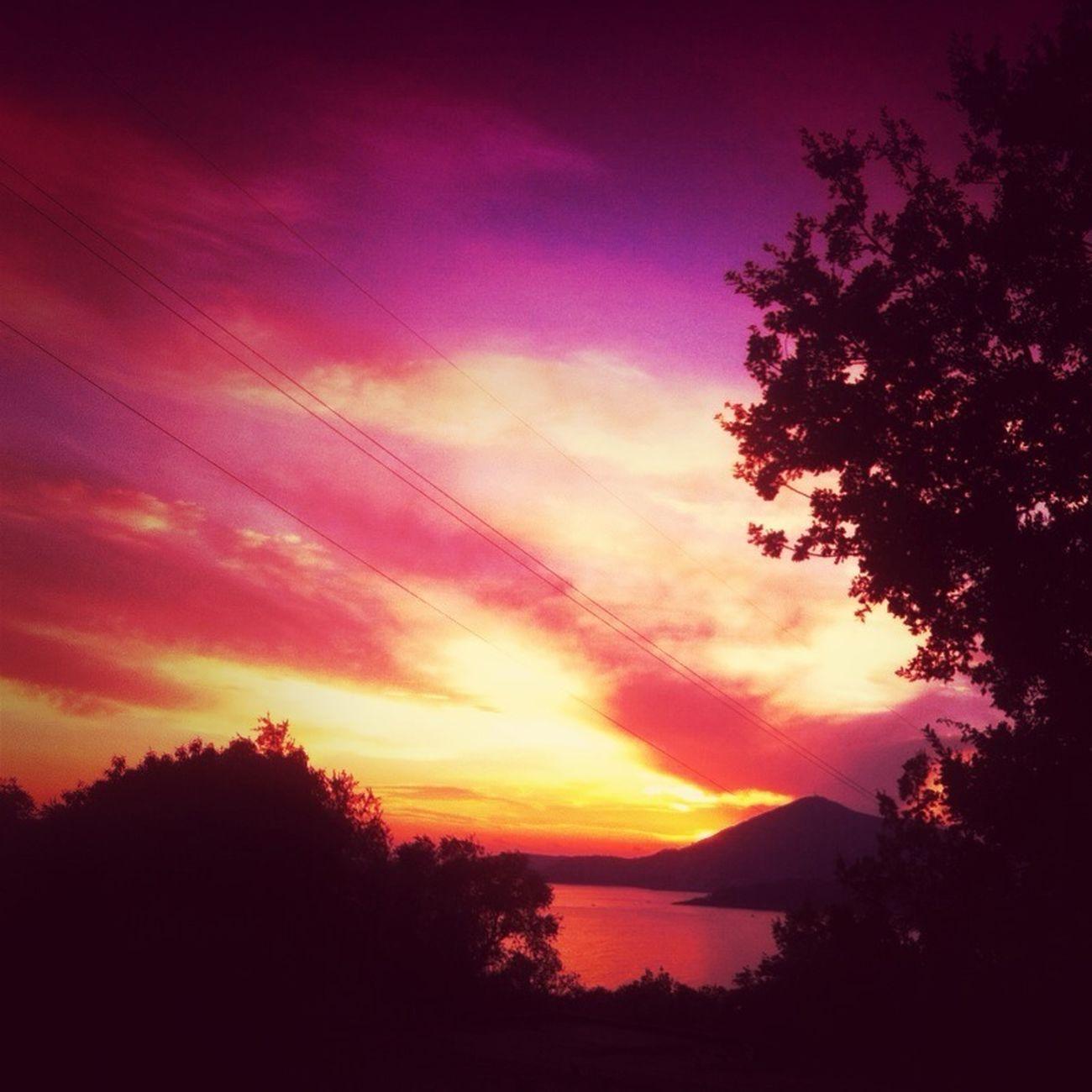 Sea Sunset Sky Landscape Trees All_shots Genginsapgan Gang_family