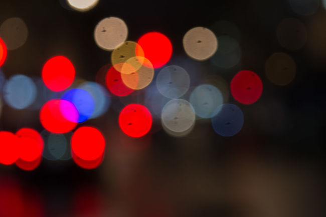 Abstract Defocused Eyeem Best Of The Week Eyeem Undiscovered Getty & Eyeem Getty Images Gettyimagesgallery Illuminated Lighting Equipment Multi Colored Night No People Spotted