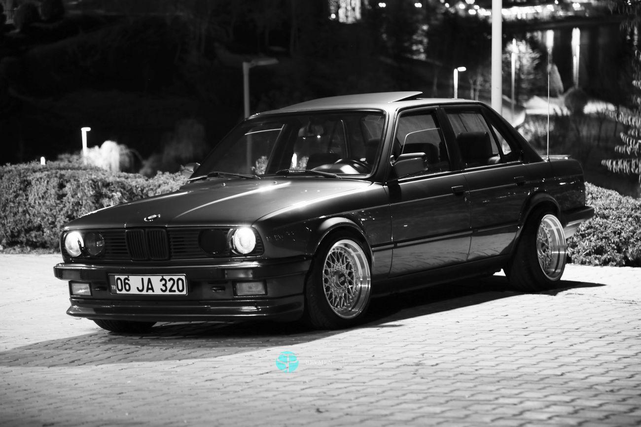 Ja320 Bmw BBS E30