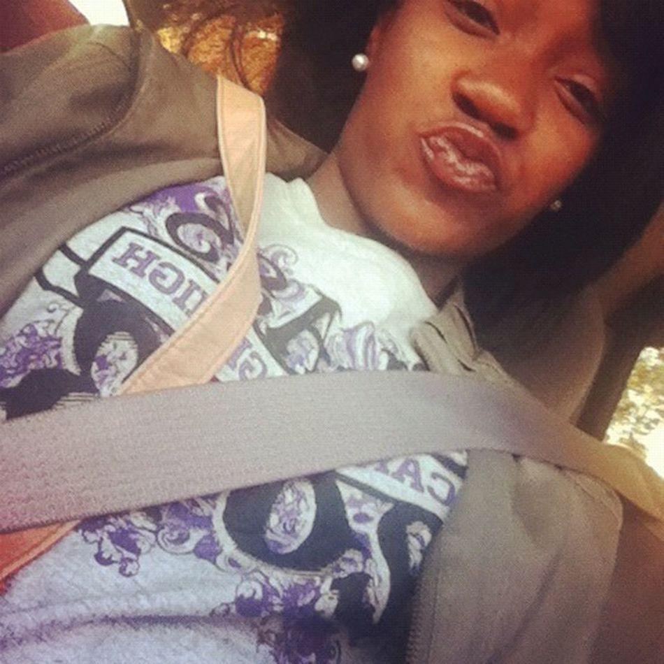 Riding Wit My Ole Lady ✌