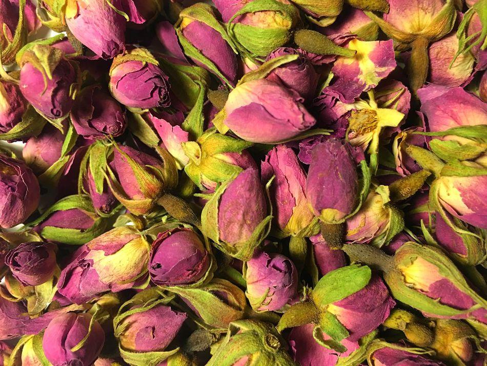 Dry Rose Rose Tea