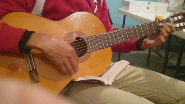 Taking Photos Guitar Guitar Lessons