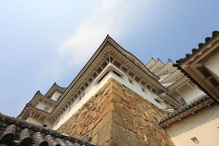 エッジ萌え♪💕 Japanese  Japanese Stone Wall Stone Wall Japanese Castle EyeEm Best Shots - My Best Shot Castel 石垣萌え♪💕 Japanese Architecture Eyeem Best Shots Japanese Architecture Ultimate Japan