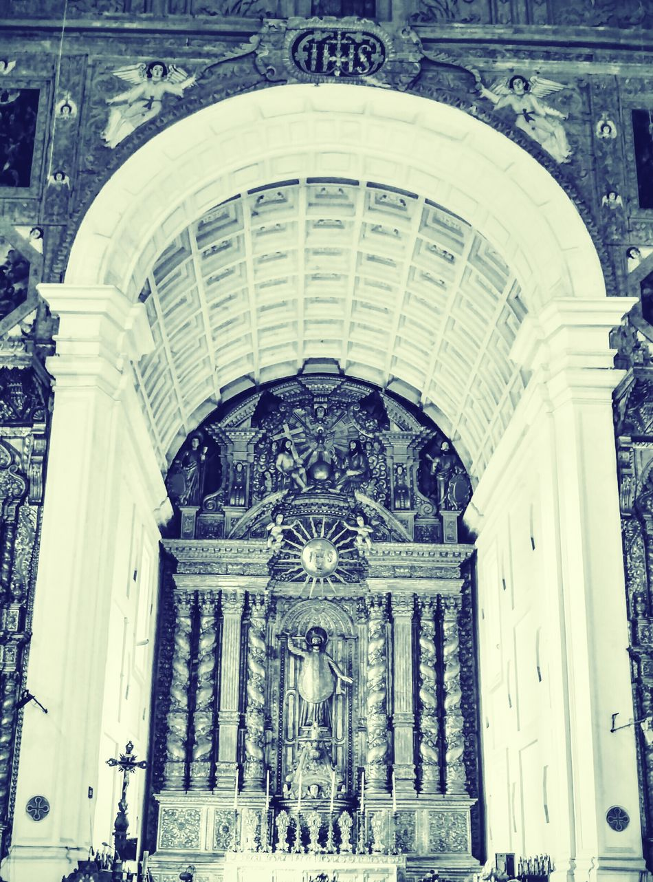 Church Christianity Crusified Jesus Christ Worship Calmness Altruism No People Architectural Feature Architecture Monochrome Tranquility Solitude