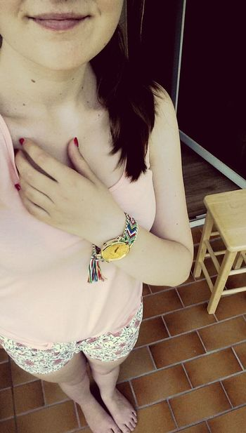 Birthday Present Watch Outfit #OOTD Hippie Colorful Popular Photos Outfitoftheday EyeEm Best Shots