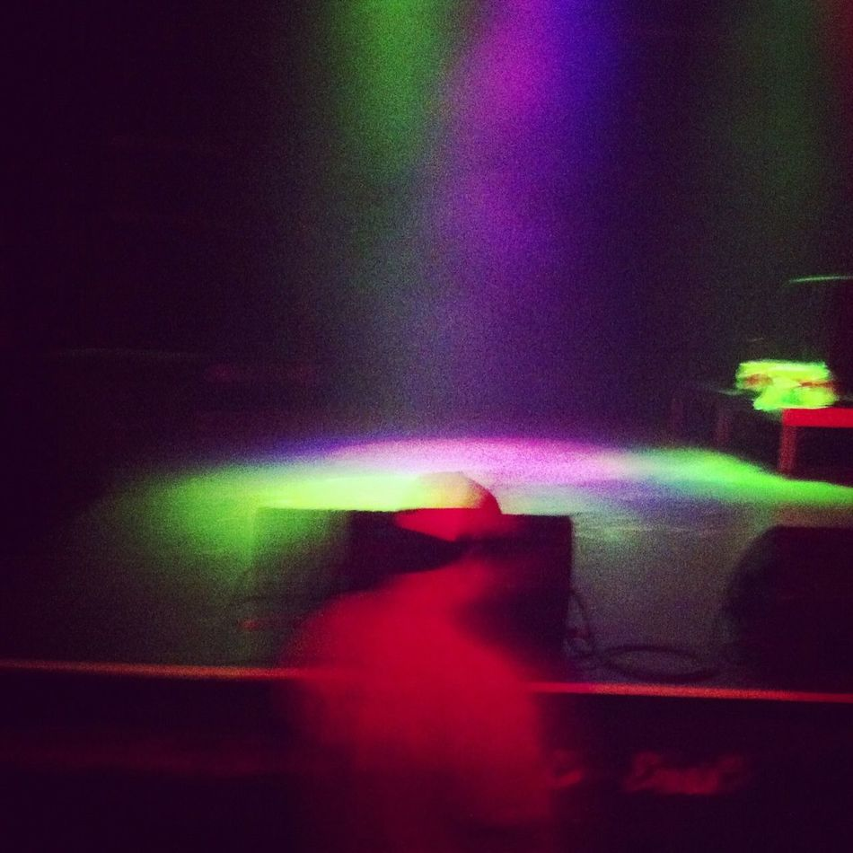 FRONT ROW THO