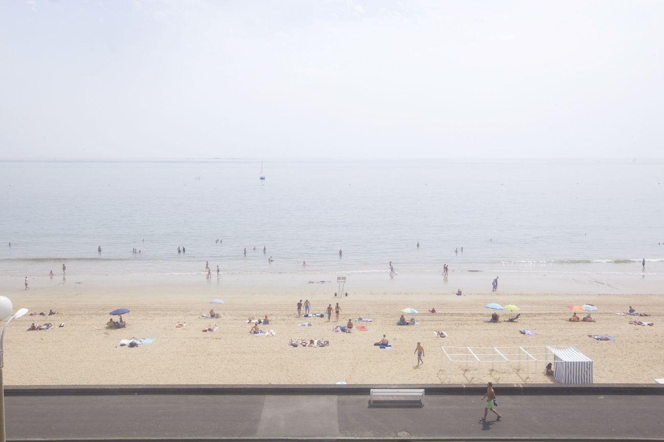🇫🇷La Baule, vendredi 3 juillet 2015, 🕔 15h54 TimeLaBaule Timelapse Beach . 📷 #TimeLaBaule