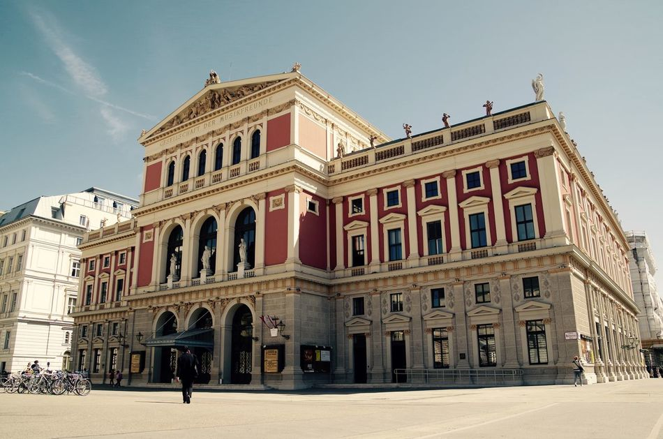 Musikverein Goldner Saal Wiener Musikvereins Wien Vienna Austria Check This Out Traveling Travel Photography Enjoying Life Taking Photos