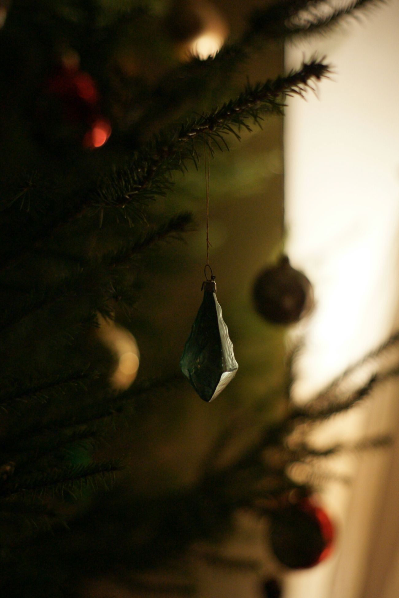 Christmas Tree Old Christmas Ornaments