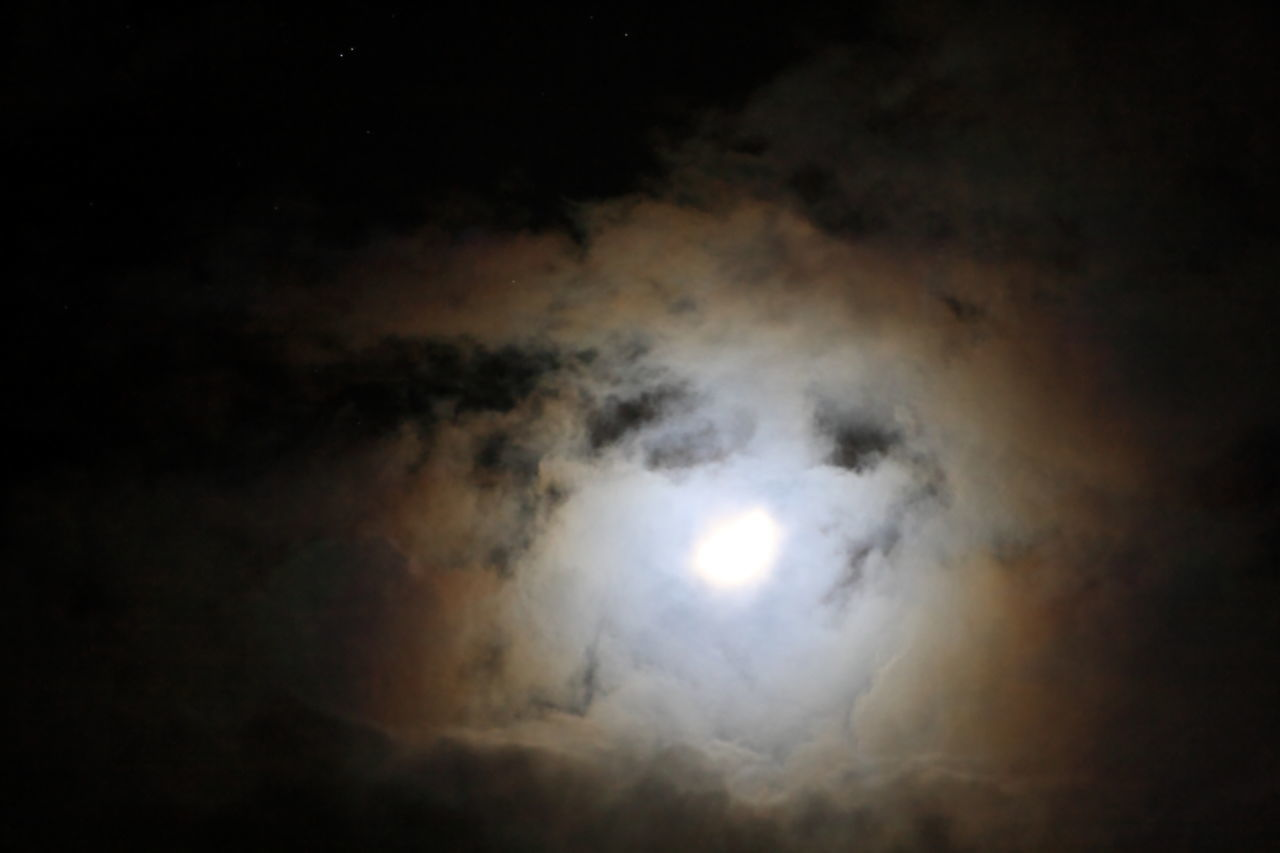 moon, night, astronomy, nature, sky, cloud - sky, no people, scenics, beauty in nature, outdoors, illuminated, tranquility, space, space exploration, galaxy