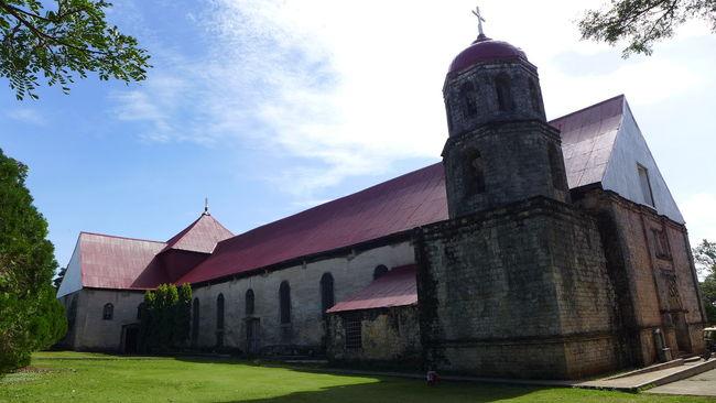 Lazi Church Architecture Built Structure Spirituality Religion Place Of Worship Siquijor Visayas Philippines Travel Travelph TravelPhilippines Sky Lawn Tourism