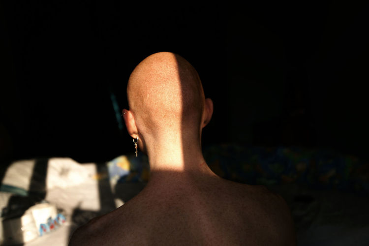 Georgia Tbilisi Adult Black Background Close-up Day Georgian Photographer Human Body Part Indoors  Lashafox Men One Man Only One Person People Photographer Real People Rear View Self Portrait Selfie Selfie ✌ Shirtless Tsertsvadze Young Adult