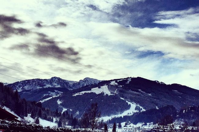 Austria Bischofshofen Vierschanzentournee Skiing Nature Mountains Salzburg Awesome Eye4photography  IPhoneography Beautiful Snow Eyemphotography Great Atmosphere Check This Out Taking Photos Impressionen