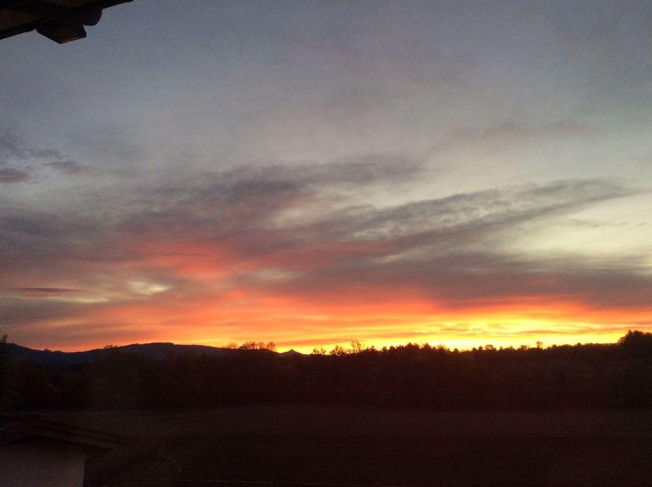 Some mornings - november 2015, Italy Landscape Dreamscapes Hello World Enjoying Life Solitude Landscape_captures Colors Sunrise
