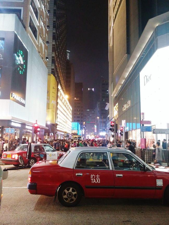 Showcase: January HongKong Taxi Nightphotography Nightofhongkong