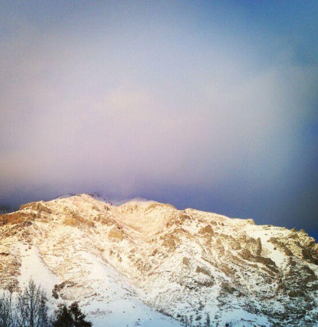 Love my mountains Hello World