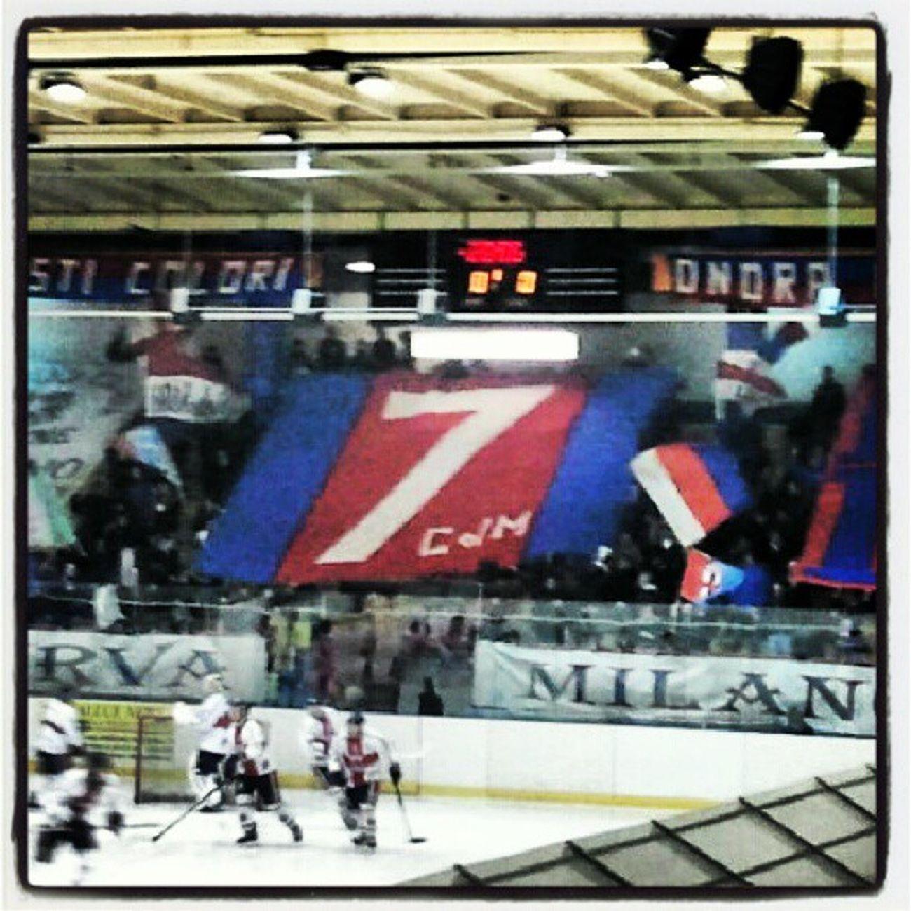 Hockey CDM Saíma Hockeymilano Milanorossoblu Milano
