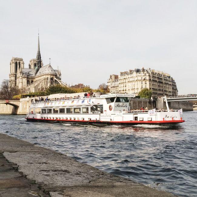 Good Evening Paris! Bonsoir Paris! Paris Being A Tourist Parisweloveyou EyeEm Best Shots Streetphoto_color River View Boat Ride