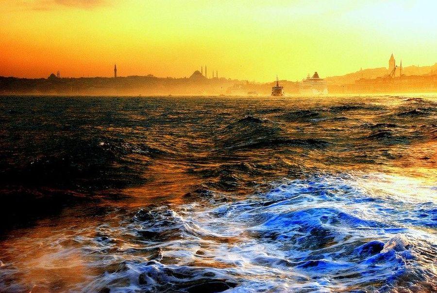 Istanbul - Bosphorus Bosphorus Bosphorus, Istanbul Bosphorus Sunset