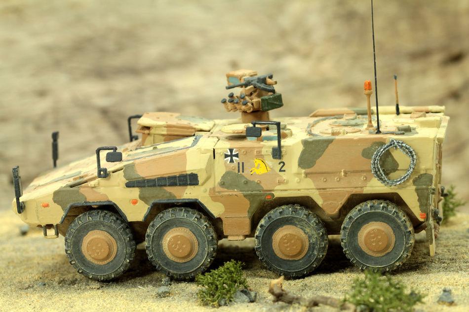 Diorama Diorama Of History Gtk Gtk Boxer Modell Modellbau  Panzer Plastic Radpanzer Tank Tarnfleck