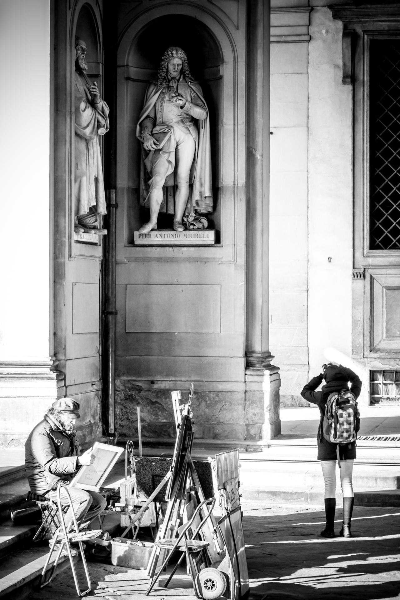 Best EyeEm Shot Best Of The Day Building Exterior Florence Italy Italy❤️ Street Photography Streetart StreetArtEverywhere Streetphotography