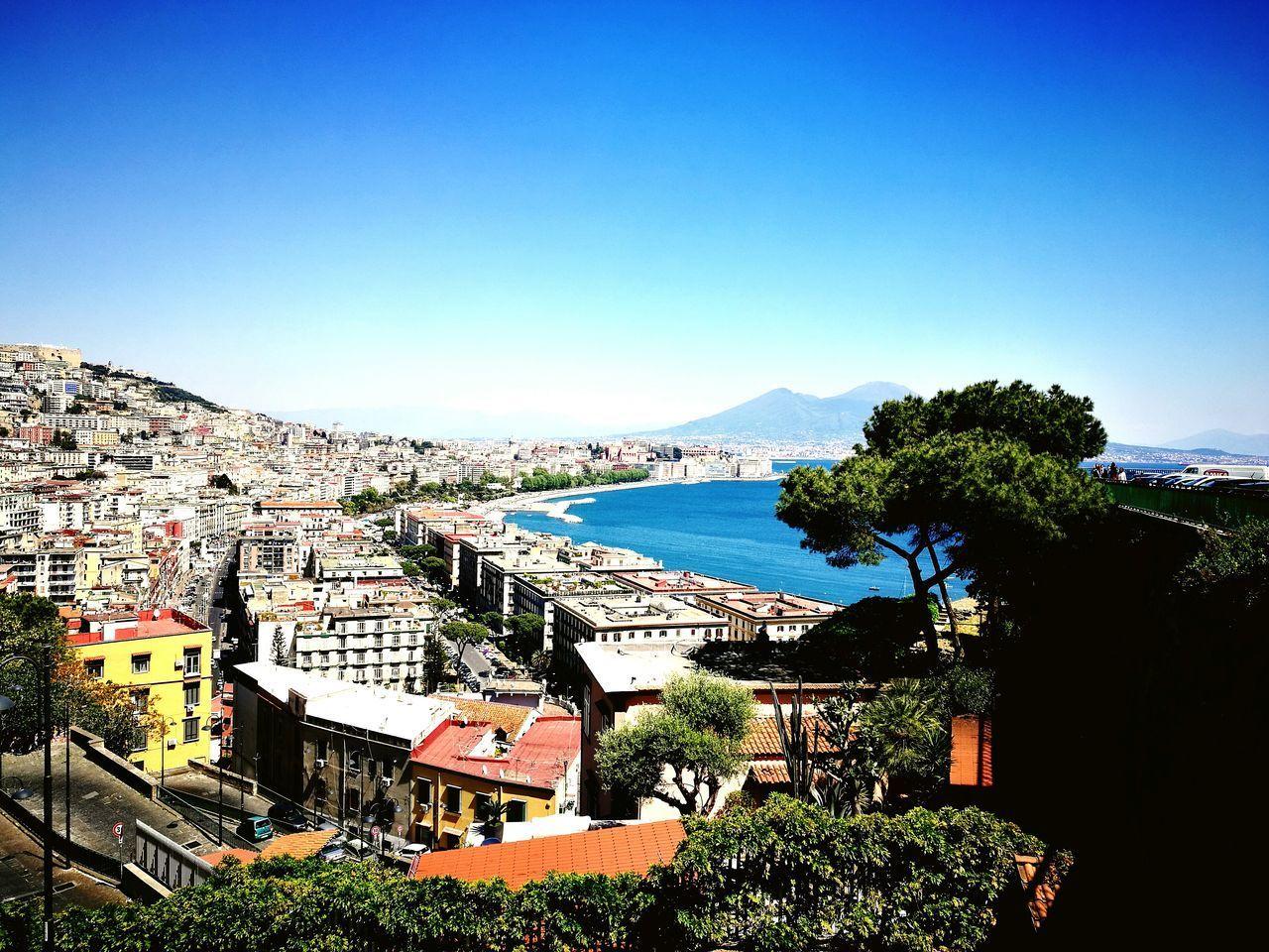 Golfo Di Napoli Napoli Italy Mare Naples, Italy Naples Bay