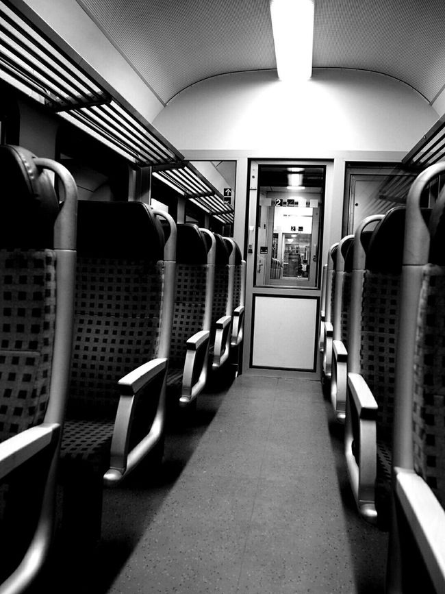 Riding The Train Train Boring Hating Public Transportation Still Life Black And White Blackandwhite Olympus Epl7