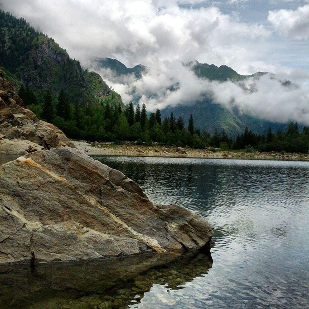 Wildernesswater Antrona Piemonte