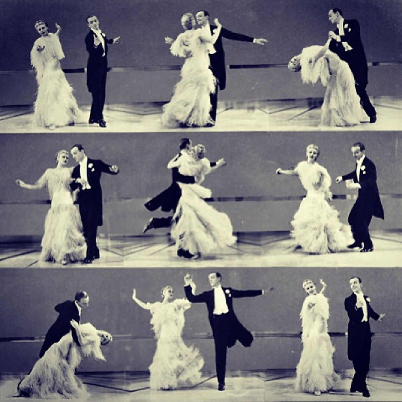 On the agenda for tonight ?❄Heaven Tophat Astaire Cheektocheek