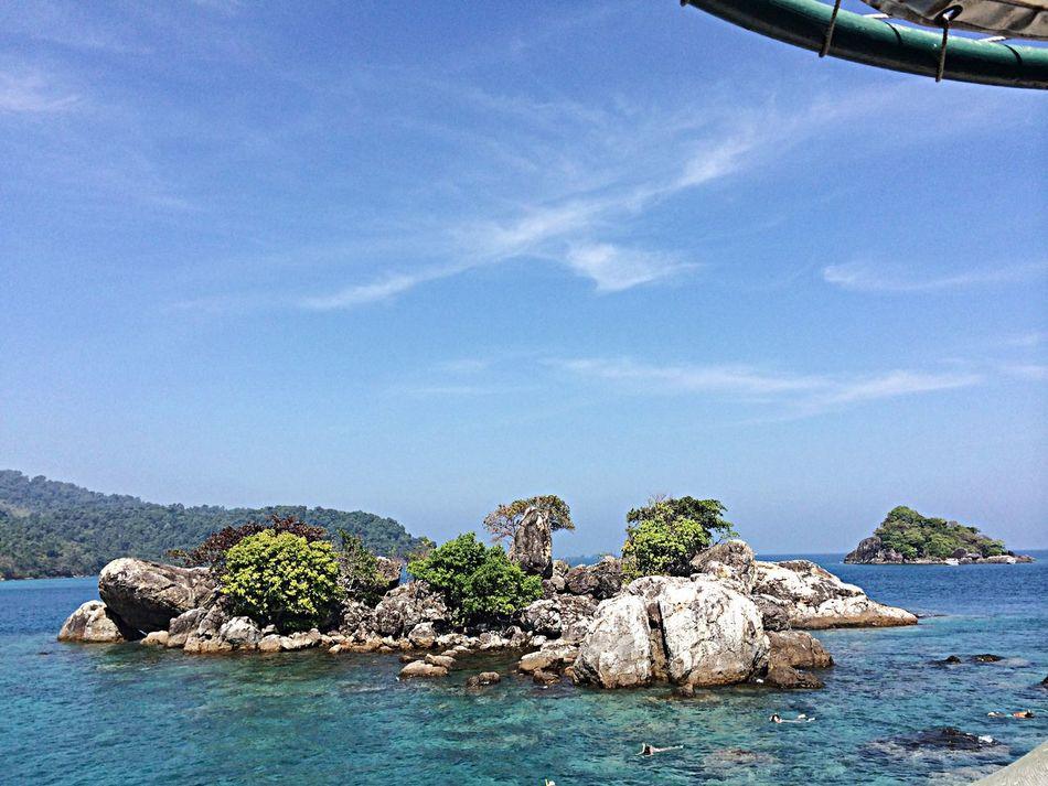 Thailand Snorkeling Travel Enjoying Life