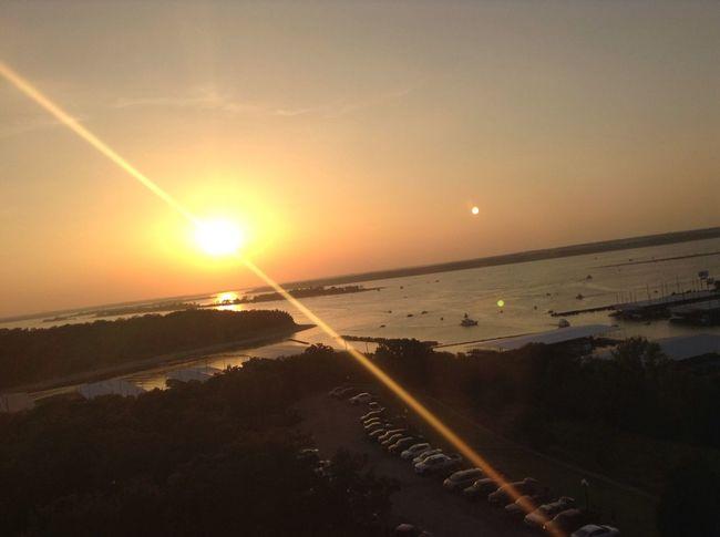 Fourthofjuly Sunset Lake Fun